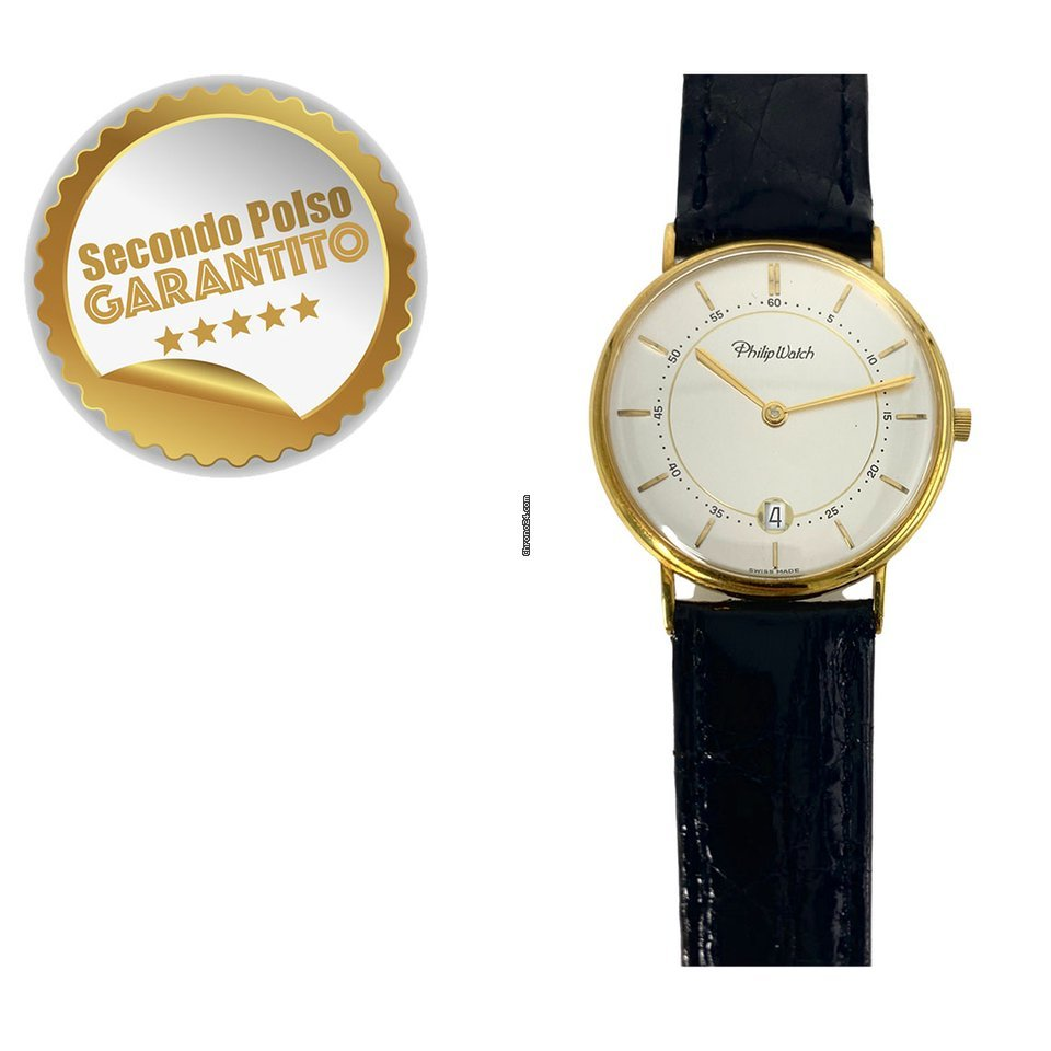 Philip Watch 8051570021 pre-owned