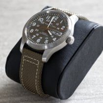 Hamilton Khaki Field Day Date Acier 42mm France, BEAUQUESNE