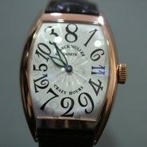 Franck Muller Crazy Hours Rose gold