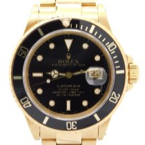 Rolex Submariner Date 16808 1989 pre-owned