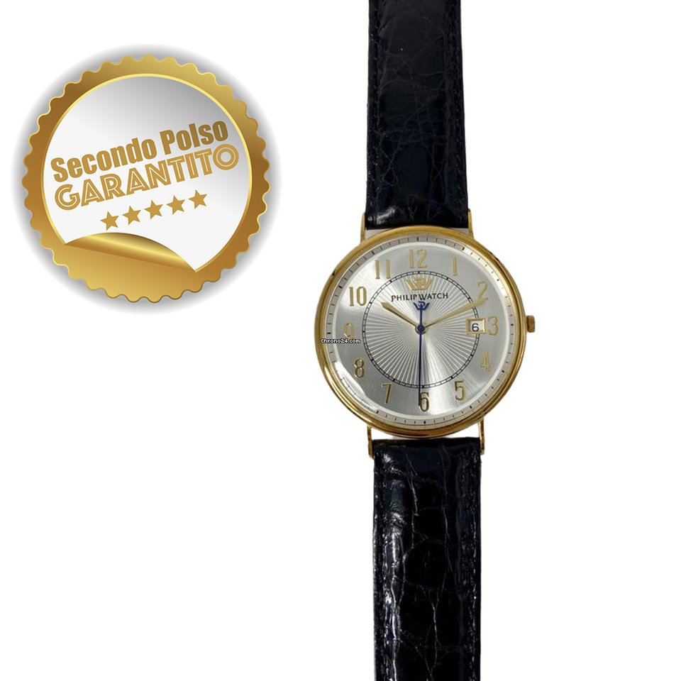 Philip Watch 8051551015-25741 pre-owned