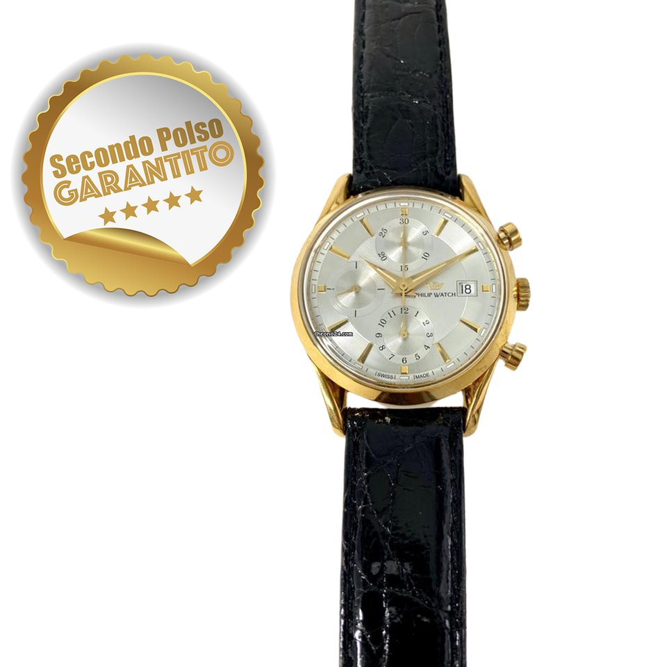Philip Watch Sunray 8041981011 pre-owned
