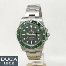 Rolex Submariner Date 116610LV 2010 μεταχειρισμένο