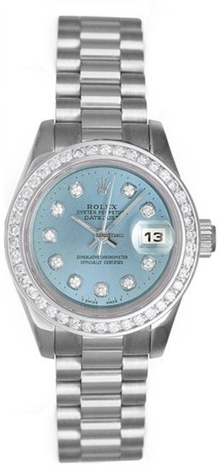 Rolex Lady-Datejust 179136 pre-owned