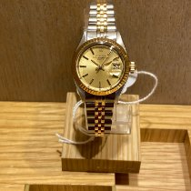 Rolex Lady-Datejust Or/Acier 26mm Sans chiffres France, Paris