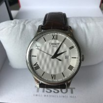 Tissot Tradition rabljen 42mm Datum, nadnevak Koza