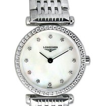 Longines La Grande Classique Steel 24mm Mother of pearl United States of America, New York, Monsey