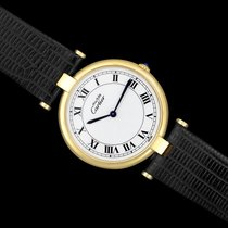Cartier 7486 Gold/Steel 1980 30mm pre-owned United States of America, Georgia, Suwanee