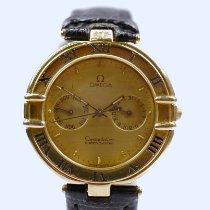 Omega Constellation Day-Date Gelbgold 34mm Gold Arabisch Deutschland, Frankfurt