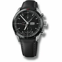 Oris Artix GT new Automatic Chronograph Watch with original box 01674766144340752282FC