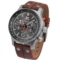 Vostok Europe Expedition North Pole Chronograph 6S21-595H298 2020 új