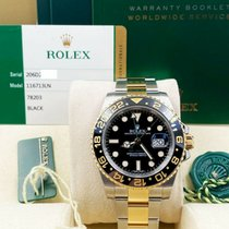 Rolex Céramique Remontage automatique 40mm occasion GMT-Master II
