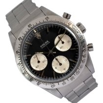 Rolex 6239 Staal 1967 Daytona 37mm tweedehands
