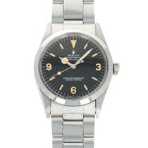 Rolex Explorer Steel 36mm United States of America, California, Beverly Hills