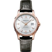 Hamilton Jazzmaster Viewmatic Steel 40mm Silver Arabic numerals United States of America, Massachusetts, Boston