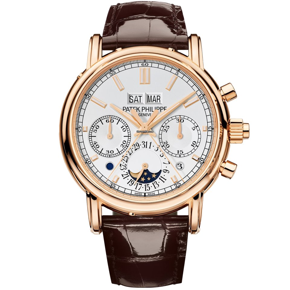 Patek Philippe Perpetual Calendar Chronograph 5204R-001 2021 new
