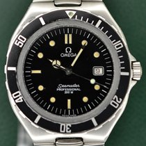 Omega 396.1061 Steel 1992 Seamaster 40mm pre-owned