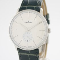 Junghans Steel 37,7mm Manual winding 027/3000.02 new