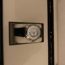 Patek Philippe 5130G-001 Or blanc 2014 World Time 39.5mm occasion