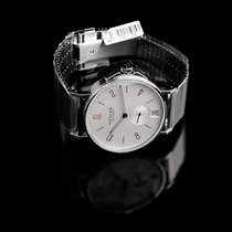 NOMOS Ahoi Datum new 2020 Automatic Watch with original box and original papers 551.S2