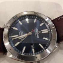 Alpina Alpiner Steel 44mm