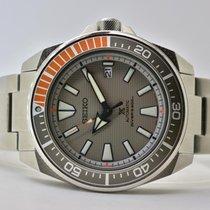 Seiko Prospex Steel 44mm Grey No numerals