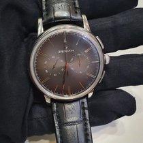 Zenith Elite Chronograph Classic Acier 42mm