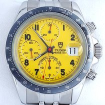 Tudor Prince Date Steel 40mm Yellow