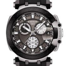 Tissot T-Race Acero 43mm Negro