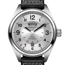 Hamilton Khaki Field Day Date new Automatic Watch with original box and original papers H70505753