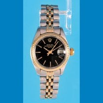 Rolex Lady-Datejust Yellow gold 26mm Black No numerals United States of America, Illinois, Lake Forest