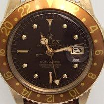 Rolex GMT-Master Oro giallo 40mm Marrone Senza numeri Italia, milano