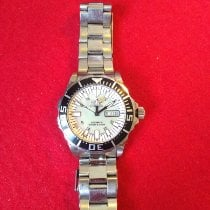 Invicta pre-owned Automatic White Sapphire crystal 2 ATM