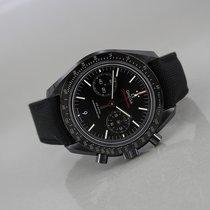 Omega Speedmaster Professional Moonwatch Keramik 44,25mm Sort Ingen tal