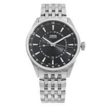 Oris Artix Pointer Steel 42mm Black United States of America, New York, NYC
