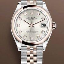 Rolex Datejust 278241 New Gold/Steel 31mm Automatic