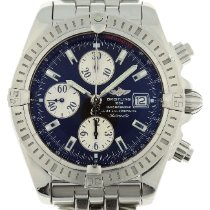 Breitling Chronomat Evolution Steel 44mm Blue No numerals United States of America, Georgia, Johns Creek