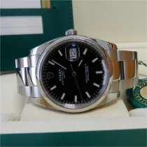Rolex 115200 Acier 2019 Oyster Perpetual Date 34mm occasion France, Bastia