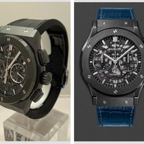 Hublot Classic Fusion Aerofusion Ceramic 45mm Transparent No numerals
