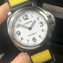 Panerai Luminor Base Steel 44mm White Arabic numerals