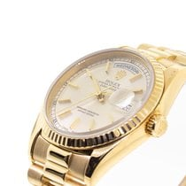 Rolex Day-Date 36 Yellow gold 36mm Gold No numerals United States of America, Georgia, Atlanta
