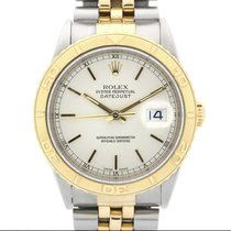 Rolex Datejust Turn-O-Graph Acier 36mm Blanc France, Montauban