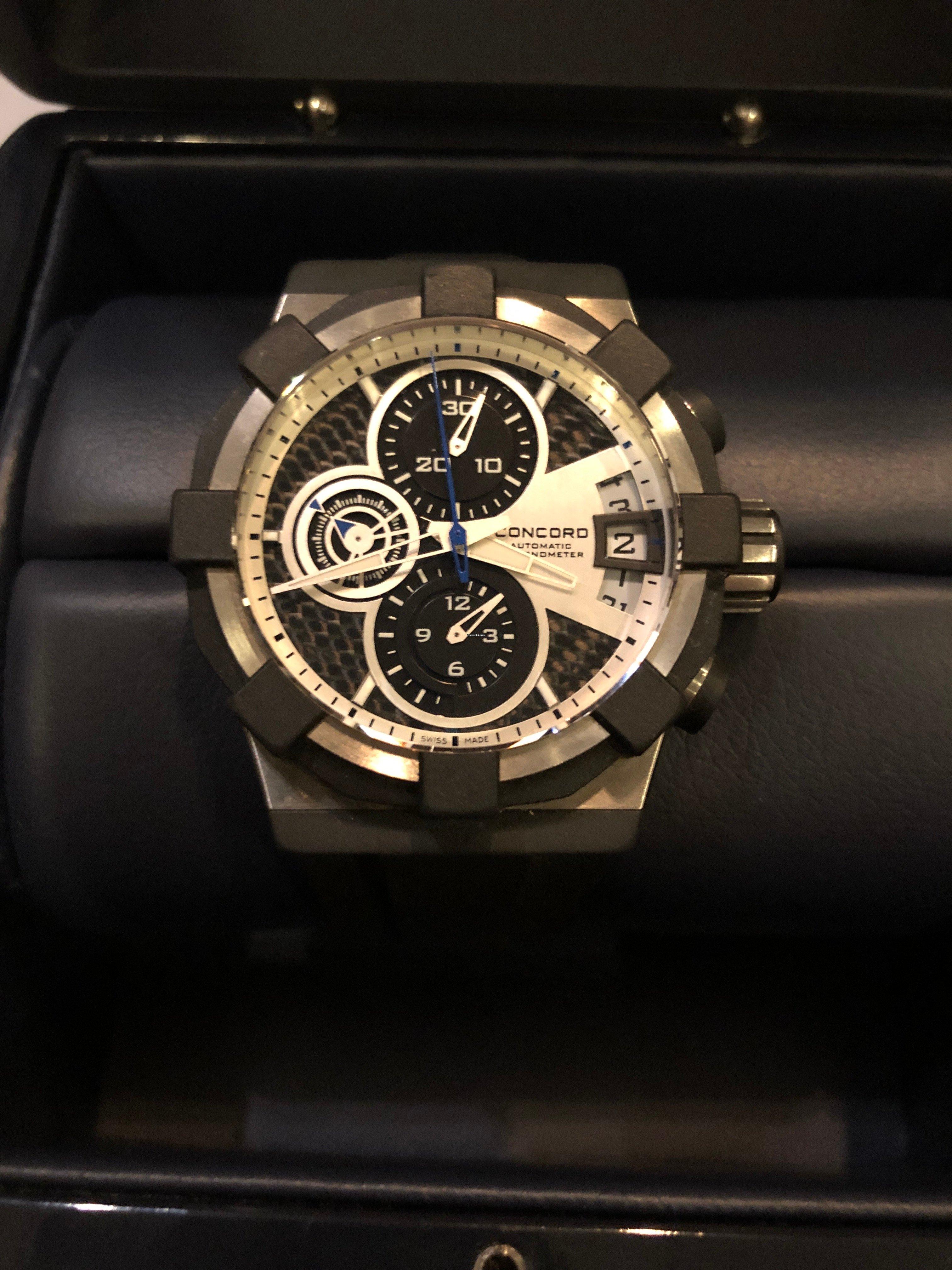 Concord продать часы в скупка спб часов