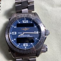 Breitling Emergency Titanium 43mm Blue Arabic numerals United States of America, Florida, AVENTURA