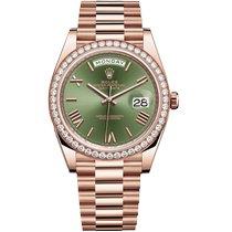 Rolex Day-Date 40 228345RBR-0011 2020 nouveau