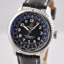 Breitling Aviator 8 Steel 43mm Black Arabic numerals United States of America, Ohio, Mason