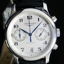 Longines Steel 36mm Automatic L.651.3 pre-owned