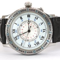 Longines Lindbergh Hour Angle 989.5215 2000 pre-owned