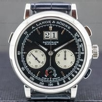 A. Lange & Söhne Datograph Platinum 41mm Black United States of America, Massachusetts, Boston