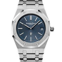Audemars Piguet Royal Oak Jumbo Сталь 39mm Синий Россия, Moscow